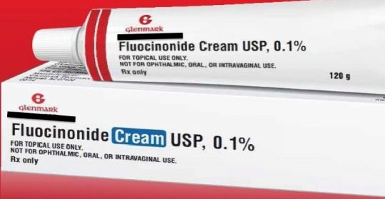 Glenmark fluocinonide 0.1%
